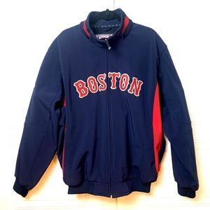 HP Boston Red Sox jacket for men size XL AUTHENTIC